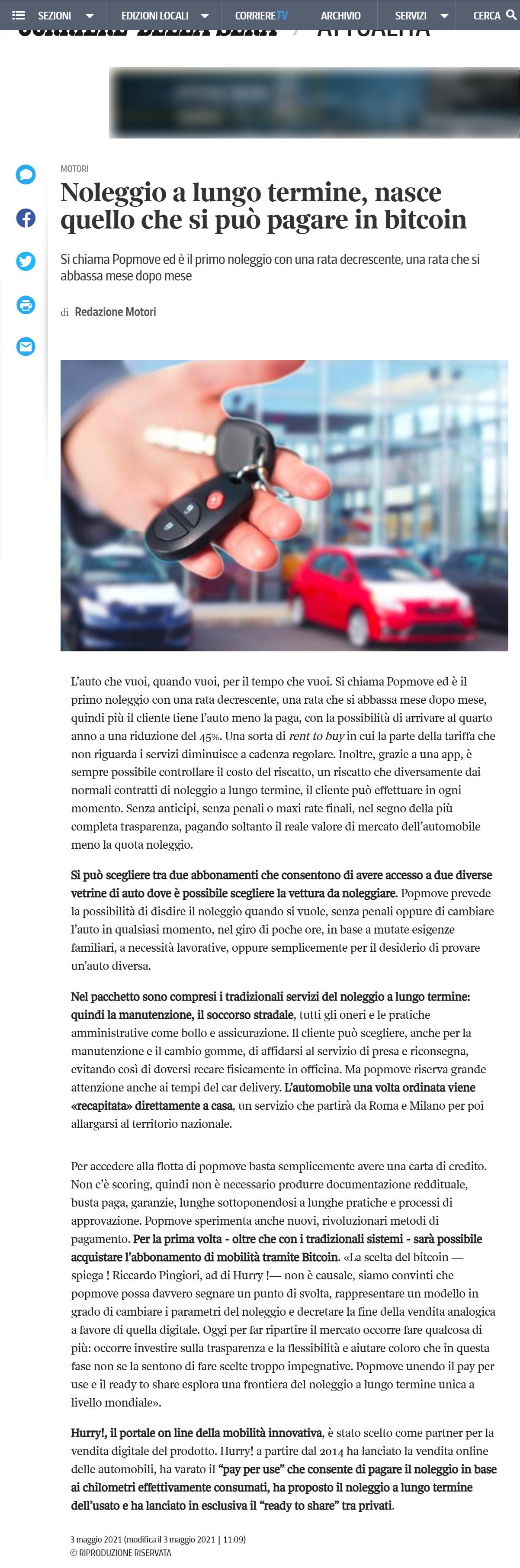 Noleggio-a-lungo-termine-nasce-quello-che-si-può-pagare-in-bitcoin-Corriere-it